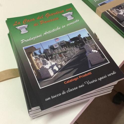 Cataloghi 100 pagine brossura