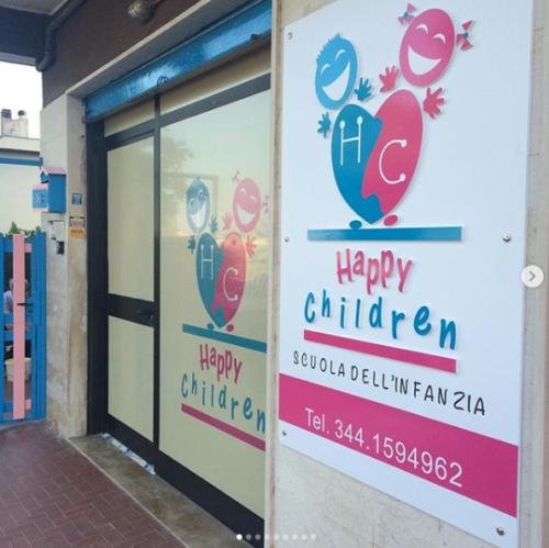 llestimento scuola dell infanzia happychildren Aprilia